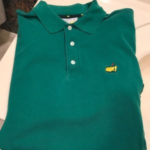 Augusta National Masters authentic polo. Size XL